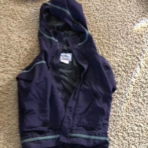 Girls Wintergreen coat.